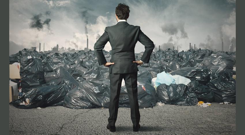 Disposición De Residuos Plásticos