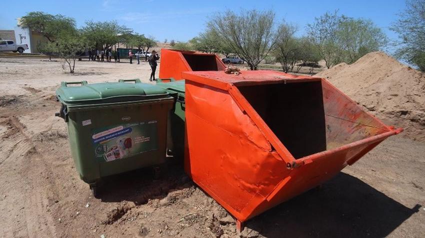 Solución De Manejo De Residuos Sólidos En Hermosillo, Sonora