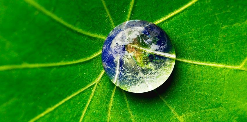 Economía circular con la valorización de residuos.
