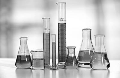 Los residuos se analizan en un laboratorio antes del coprocesamiento